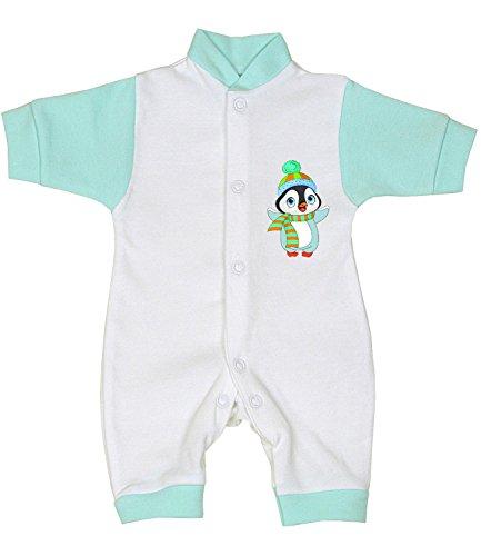 babyprem-pagliaccetto-maniche-lunghe-bebe-femminuccia-blu-aqua-penguin