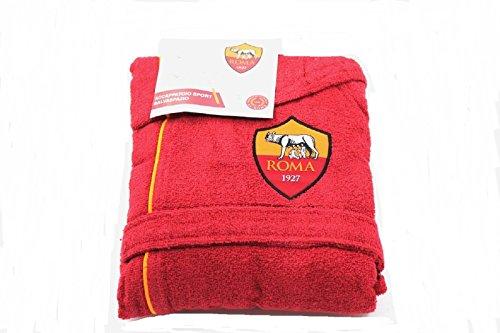 as-roma-bathrobe-microspugna-space-saving-sizes-8-10-12-14-years-red-x-small