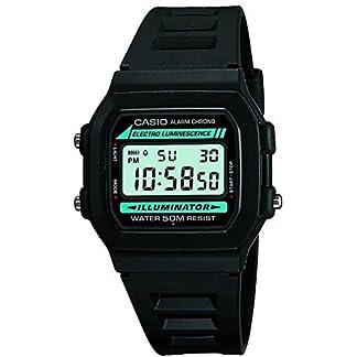 Casio Reloj de Pulsera W-86-1VQES