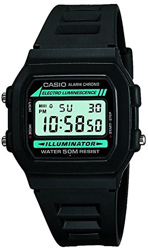 Casio Collection Herren-Armbanduhr W861VQES - Casio Gold Watch