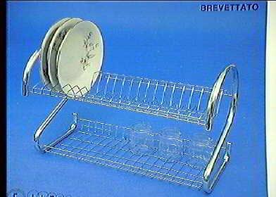 Ménagers en plastique égouttoir 60