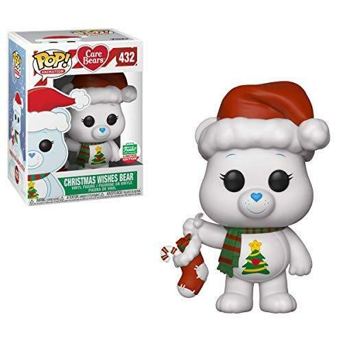 Care Bears Funko Pop Animation 432 34998 Christmas Wishes Bear Shop