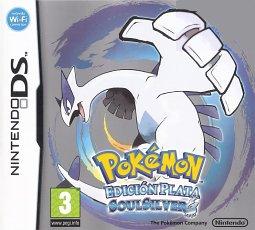 Pokemon Plata Silver Soul + Poke Walker por Nintendo