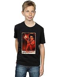 Absolute Cult Michael Jackson Niños Thriller Stance Camiseta
