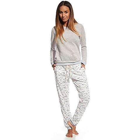 Cornette Pijama para mujer 634 2015