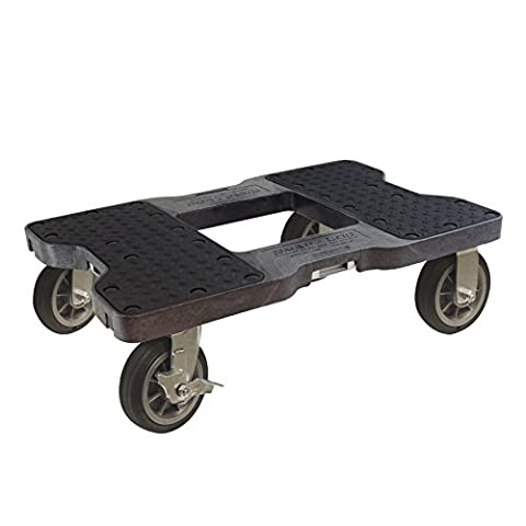 Snap-Loc Cargo Control Systems SL1500D6B All-Terrain Dolly (USA!) with Steel Frame, 6