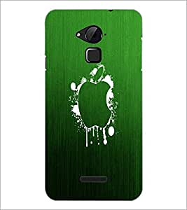 PrintDhaba Apple D-2249 Back Case Cover for COOLPAD NOTE 3 LITE (Multi-Coloured)