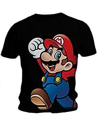 Official T Shirt SUPER MARIO Nintendo 64 Vintage Game SUPER Black All Sizes