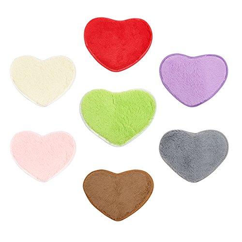 bluelover-40x30cm-cuore-forma-coral-velluto-tappeto-assorbente-anti-slittamento-tappetino-da-bagno-t