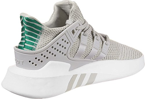 Sneaker Alta Adidas Uomo Bask Adv Bask Verde