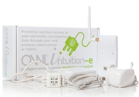 Intuition-e 3-Phasen-OWL-Verbrauch Monitor