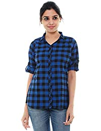 EASY 2 WEAR ® Womens Shirt Checks (Sizes S to 6XL)