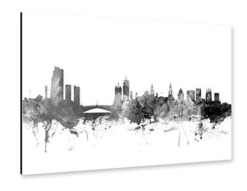 artboxONE Alu-Print 150x100 cm Leeds England von Künstler Michael Tompsett