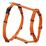 Geschirr Vario-Rapid Gr. 2/15 38-52 cm, Nylon orange
