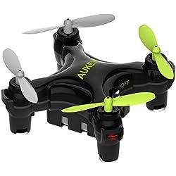 Mini Drone de bolsillo, color negro
