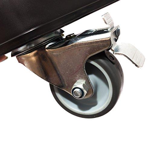 Keter Schubladenschrank mit Rädern - 5