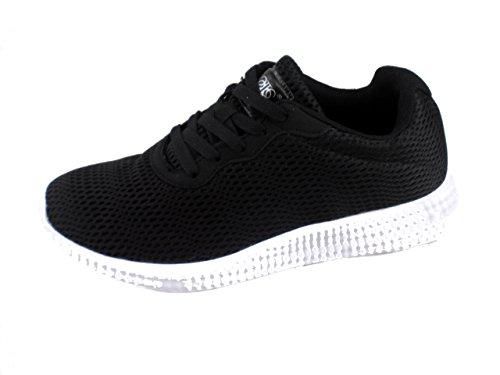 Rebelde, Sneaker donna Nero