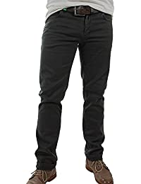 Alberto Jean Jeans 1801 Pipe 4817 Cosy Pants Homme