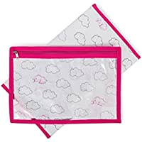 Pink Lining Yummy Mummy–Bolso cambiador para pañales Mat y bolsa de Wet