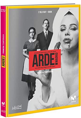 Arde Madrid - Serie Completa [Blu-ray]