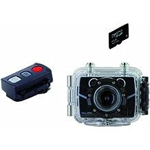 Nilox 13NXAKFH00003 - Cámara de acción con mando a distancia y tarjeta SD