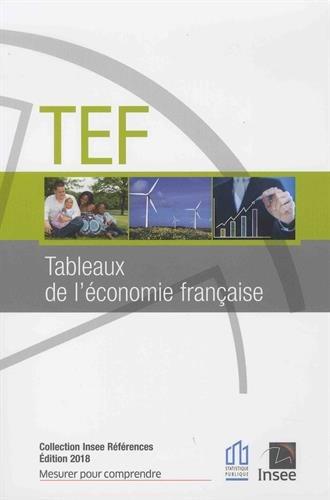 Les tableaux de l'économie française 2018 par Collectif