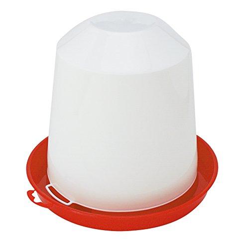 Kerbl 70205 Kunststoff-Tränke, für Küken und Hühner, 5 l