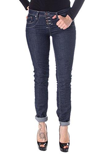 Please Super Skinny Boyfriend Jeans P24 XXS Dunkle Denim