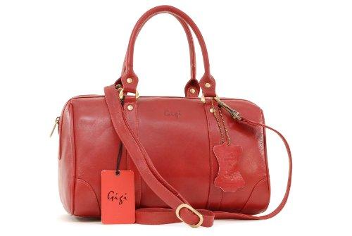 Borse a mano in pelle de Gigi - 5067 Rosso