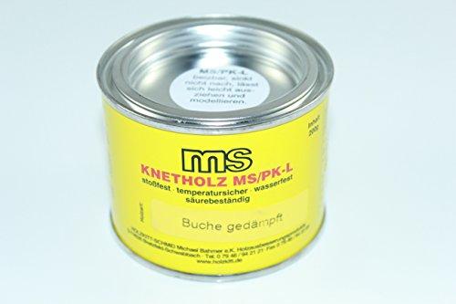 holzkitt-knetholz-ms-pk-l-200gr-buche-gedampft