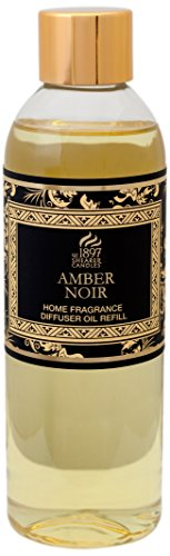 Shearer-Candles-200-ml-Amber-Noir-Scented-Reed-Diffuser-Refill