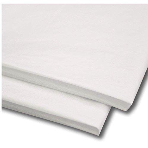 Packitsafe MG papel de seda de 50,8 x 76,2 cm libre de ácidos. Ideal para manualidades.