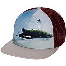 Amazon.es  gorras planas de marca - Rojo c450b5e3562