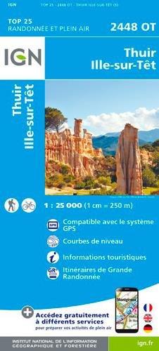 Thuir / Ille-Sur-Têt par Institut Géographique National