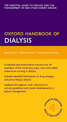 Oxford Handbook of Dialysis (Oxford Medical Handbooks) (English Edition)
