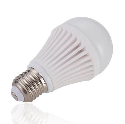 Lighting EVER 7 Watt LED Leuchtmittel, Ersetzt 60 Watt Glühbirnen, Warmweiß, Energiesparlampen von Lighting EVER - Lampenhans.de