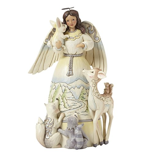 Heartwood Creek Woodland Angel Figurine -
