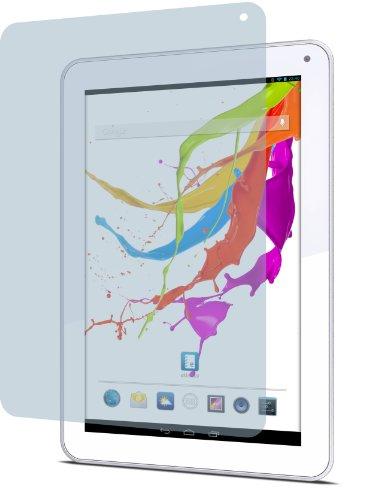 4ProTec 2X Odys Neo Quad 10 ENTSPIEGELNDE Premium Bildschirmschutzfolie Displayschutzfolie Schutzhülle Bildschirmschutz Bildschirmfolie Folie