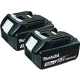 Lot de 2 batteries Li-Ion Makita BL183018V 3.0Ah