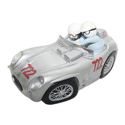 Pit Crew Stirling Moss Mercedes Helden Auto (Diecast Pit)