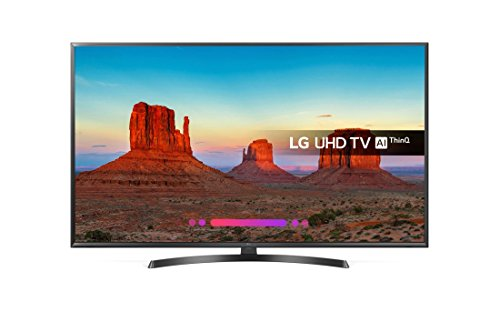 "TV LED LG 50UK6470PLC - 50""/126CM - 4K UHD 3840X2160-1600HZ PMI - HDR 10/HLG - DVB-T2/C/S2 - Smart TV - 3XHDMI - 2XUSB - Google Assistant"