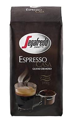 Segafredo Espresso Coffee Beans 1Kg (Pack of 1)