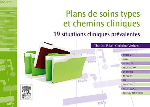 Plans de soins types et chemins cliniques par Thérèse Psiuk