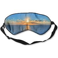 Comfortable Sleep Eyes Masks Morning Sun Printed Sleeping Mask For Travelling, Night Noon Nap, Mediation Or Yoga preisvergleich bei billige-tabletten.eu