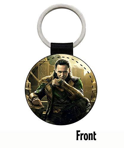 Thor Ragnarok Loki Marvel Tom Hiddleston Schlüsselanhänger Keyring