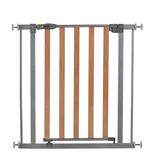 Hauck Wood Lock Safety Gate Türschutzgitter