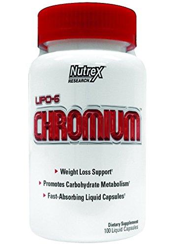 Nutrex - Nutrex Chromium 100 Caps - 41gbUFZDEJL