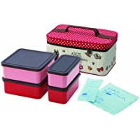 """Courier service KCPC4 of lunch goods witch """"cold pack with picnic lunch set bread shop"""" (japan import)"""