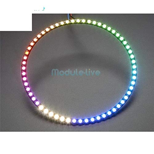 5050 SK6812 60-Bits RGBW Full Color Ring LEDs mit integrierten Treibern 4500K