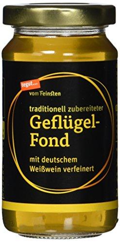 Tegut vom Feinsten Geflügel-Fond, 200 ml